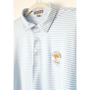 Peter Millar Summer Comfort Kiawah Golf Polo XL